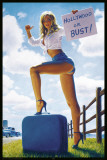 Hildebrandt - Hollywood or Bust Poster