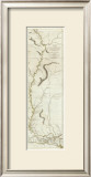 Course of the River Mississipi, from the Balise to Fort Chartres, c.1775