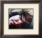 Meral Framed Art Print