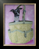 Italian Greyhound Basket