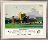 Sweetheart Abbey, LMS, 1923-1947