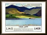LMS Railway, Loch Awe