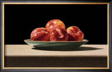 Plums on Celadon
