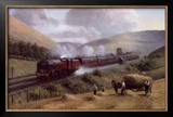 L.M.S. the Royal Scot, Tebay Troughs, 1935