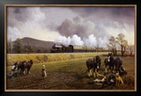 Great Western Near South Brent 1913