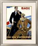 Bach, Fur den Wintersport