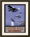 L'Aviation Navale, Britannique
