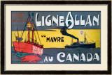 Ligne Allan Canada