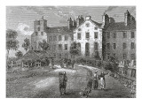 Edinburgh Charity Workhouse, Port Bristo, Edinburgh,