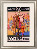 Winter P&O in the East