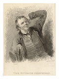 James Hogg Scottish Poet in Relaxed Mood