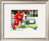 Pavel Datsyuk Game 1 of the 2008 NHL Stanley Cup Finals Action; #3