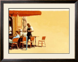 L'Addition Framed Art Print