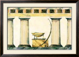 Temple of Diana Framed Art Print