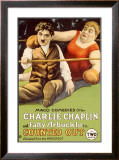 Chaplin Arbuckle Counted Out