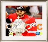 H. Zetterberg - '09 West. Conf. Champ Trophy