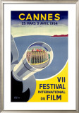 Cannes, VII Festival International du Film, 1954