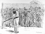 W.G. Grace Batting in the Nets at Lord's, 1895