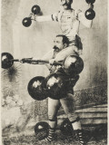 Turkish Wrestler