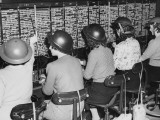 London Telephone Exchange, WWII