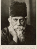 Sir Rabindranath Tagore Indian Bengali Poet, Composer and Painter