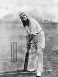 Dr. W.G. Grace at the Wicket, 1898