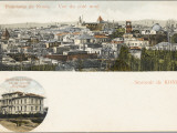Konya, Turkey - Panoramic View to the North