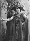 Julia Neilson in the Roll of Oberon, in Shakespeare