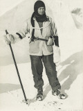 Robert Falcon Scott - at the Antarctic
