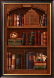 Literature II Framed Art Print