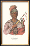 Ne-O-Mon-Ne, an Ioway Chief