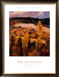Ute Park New Mexico Framed Art Print