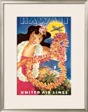 Hawaii via United Airlines