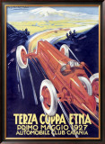 Terza Coppa Etna, Auto Road Rally