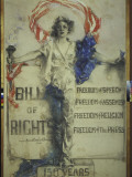 1941 Poster for Sesquicentennial of Bill of Rights
