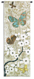 Spring Unveiling Wall Tapestry