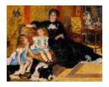 Madame Georges Charpentier et ses enfants