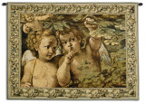 Whispering Angels Wall Tapestry