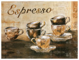 Buy Espressos 6 Tasses at AllPosters.com