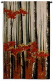 Beauty Within II Wall Tapestry