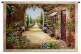 Secret Garden I Wall Tapestry