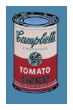 Campbell's Soup Can, 1965 (Pink and Red)