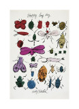 Happy Bug Day, c.1954 Giclee Print