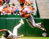 Cal Ripken Jr. 1989 Action