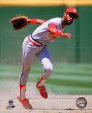 Ozzie Smith 1985 Action