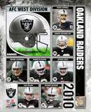 2010 Oakland Raiders Team Composite