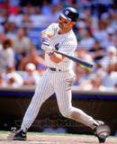 Don Mattingly 1995 Action