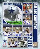 2010 Dallas Cowboys Team Composite