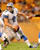 Matthew Stafford 2010 Action