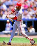 Ozzie Smith 1988 Action